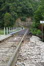 Free Railroad Tracks Stock Photography - 1263242