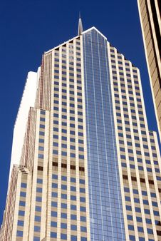 Free Prudential Plaza Royalty Free Stock Photos - 1260178