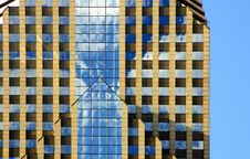Free Blue Building Stock Photography - 1260202