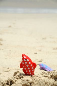 Free Fish Toys Stock Image - 1260271