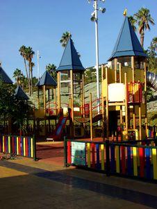 Free Playground Stock Photography - 1260732