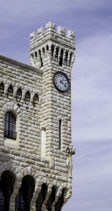 Free Clock Tower Palace Stock Photos - 1261833