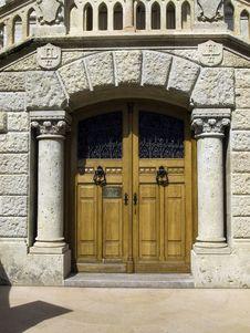 Free Justice Door Stock Images - 1261874