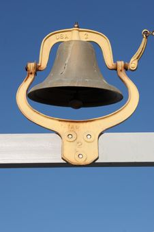 Free Rustic Bell Royalty Free Stock Image - 1261976