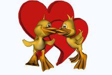 Free Honey And Darling Royalty Free Stock Image - 1262506