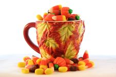 Free Sweet, Sweet Candy Corn Royalty Free Stock Images - 1262809