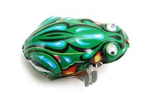 Free Toy Frog Stock Photos - 1263043