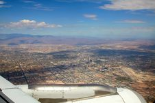 Free Las Vegas Arrival Royalty Free Stock Photography - 1263067