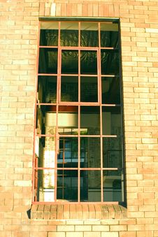 Free Warehouse Window Stock Photography - 1263342