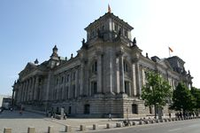 Free Reichstag Stock Images - 1264704