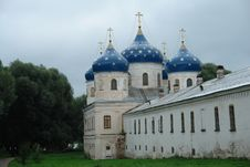 Free Russian Church Royalty Free Stock Images - 1264819