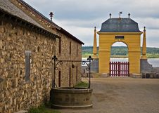 Free Louisbourg Royalty Free Stock Photography - 1265177