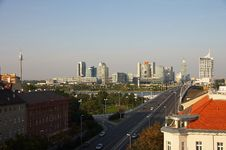 Free Sunny Vienna Stock Images - 1265814
