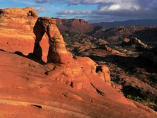 Free Different View Delicate Arch Stock Photo - 1266090
