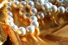 Free Pearls Stock Photography - 1267192