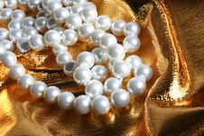 Free Pearls Stock Photography - 1267222