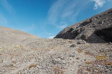 The Khibiny Mountains Royalty Free Stock Images