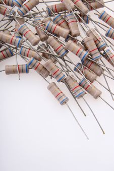 Free Resistors Stock Images - 1268554