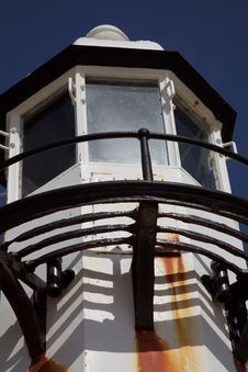 Free Top Of The Old Light House Stock Images - 1269974