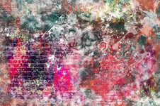 Free Pink, Art, Pattern, Painting Stock Photography - 126019662