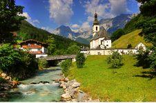 Free Mountain Village, Nature, Mountainous Landforms, Mountain Stock Photography - 126019762