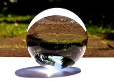 Free Water, Glass, Reflection, Sphere Royalty Free Stock Image - 126019886