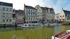 Free Waterway, Canal, Body Of Water, Water Transportation Royalty Free Stock Image - 126019946