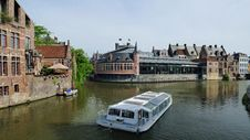 Free Waterway, Body Of Water, Water Transportation, Canal Royalty Free Stock Photos - 126103498