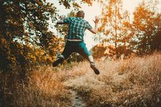 Free Photo Of Man Jumping Royalty Free Stock Images - 126177229