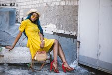 Free Woman Model Pose Photography Stock Image - 126177401