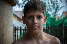Free Close-up Photography Of Boys Face Stock Photos - 126178033