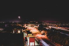 Free Time Lapse Photography Of Lighted City During Nighttime Stock Photo - 126179060