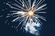 Free Fireworks During Night Time Stock Images - 126179604