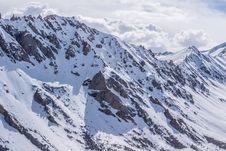 Free Photo Of Beautiful Snow-Capped Mountain Royalty Free Stock Photos - 126180528