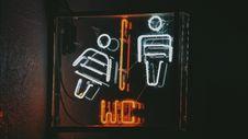 Free Led Signage Stock Image - 126181451