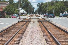 Free Empty Railways Stock Photography - 126186112