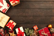 Free Assorted-color Gift Boxes Royalty Free Stock Photo - 126186255