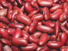 Free Red Seed Lot Royalty Free Stock Photo - 126187285