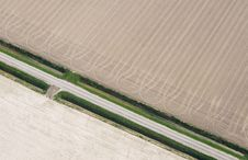 Free Aerial Photo Of Farm Field Royalty Free Stock Image - 126187786