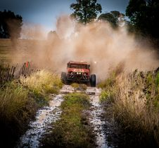 Free Photo Of Orange Off-road Buggy Royalty Free Stock Photography - 126188177
