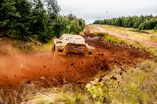 Free Off-road Vehicle Royalty Free Stock Photography - 126188287