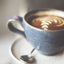 Free Photo Of Ceramic Cup Filled With Coffee Royalty Free Stock Photo - 126188625