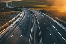 Free Wide Angle Photo Of Road Stock Photo - 126188710