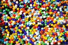 Free Assorted-color Beads Royalty Free Stock Images - 126189419
