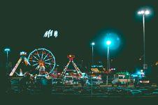 Free Amusement Park Stock Image - 126189981