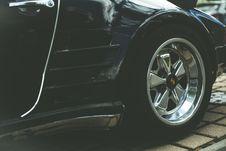 Free Closeup Photo Of Black Vehicle Royalty Free Stock Photo - 126190935
