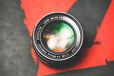 Free Shallow Focus Photography Of Camera Lens Royalty Free Stock Image - 126191726