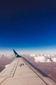 Free Aircraft Wing Royalty Free Stock Images - 126193509