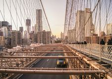 Free Vehicle Passing Bridge Near Building Royalty Free Stock Photos - 126193568