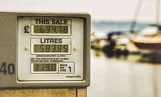 Free Selective Focus Photography Of Fuel Station Royalty Free Stock Photos - 126193648